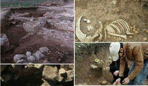 Arheolozi pronašli kosti