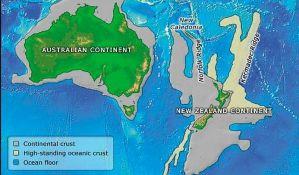Otkriven kontinent Zelandija