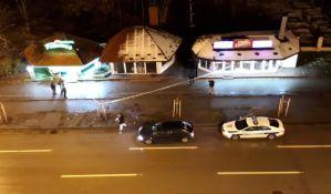 FOTO: Šesnaestogodišnjak izboden nedaleko od Novosadskog sajma