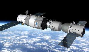 Svemirska stanica će uskoro pasti na Zemlju