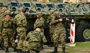 Poziv Novosađanima za uvođenje u vojnu evidenciju