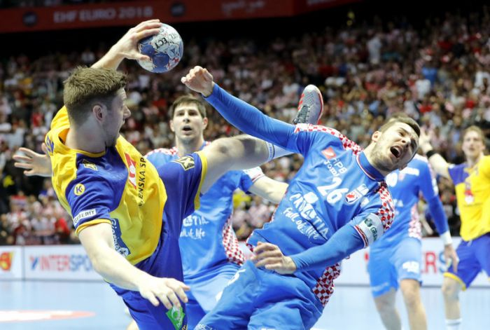 Švedska pobedila Hrvatsku i odvela Srbiju u drugu fazu EP