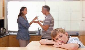Kako razvod utiče na dete