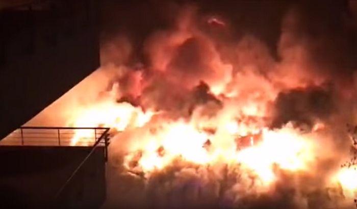 VIDEO: Požar u noćnom klubu, 38 povređenih