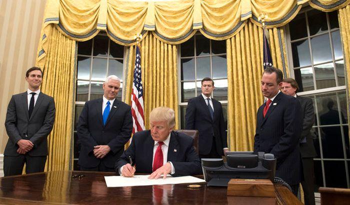 Tramp ograničio Obamin zakon o zdravstvu