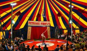 Cirkus Morona stigao u Novi Sad