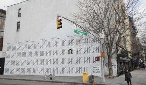 Benksi muralom protestuje protiv zatvaranja turske umetnice