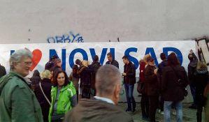 FOTO: Održan parastos Remedovom muralu