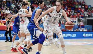 Poraz košarkašica od Grčke na startu EP