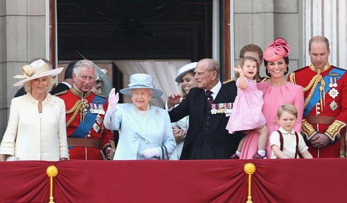 Kraljica Elizabeta II proslavila 91. rođendan
