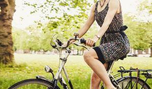Novosadski biciklisti danas voze do Oficirca