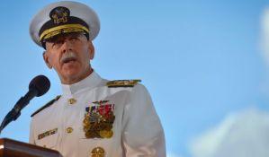 Admiral spreman za nuklearni napad na Kinu ako Tramp naredi