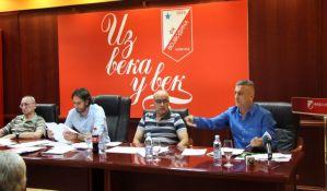 Nova uprava Vojvodine 15. septembra, sporno poslovanje kluba