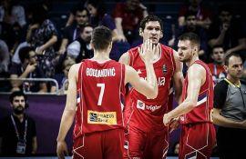EP: Košarkaši u nedelju protiv Mađarske za četvrtfinale