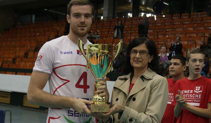 Vojvodini Žaretov trofej