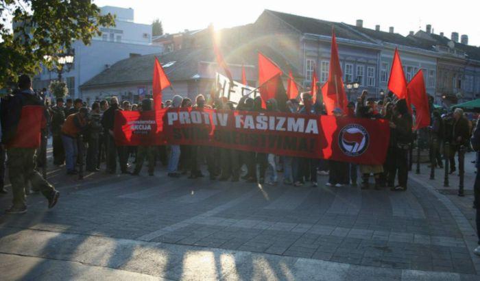 VIDEO: 10 godina od antifašističkog skupa u Novom Sadu, bez kazne za Firera