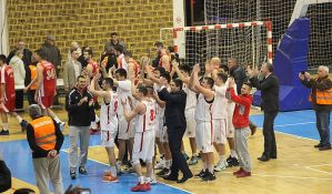 Poraz košarkaša Vojvodine za kraj sjajne sezone