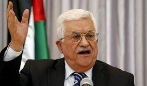 Abas prekinuo sve kontakte sa Izraelom