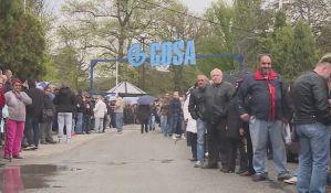 Radnici Goše prekinuli štrajk glađu