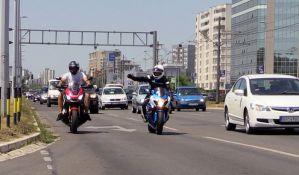 Motociklisti presretači za dva meseca otkrili više od 300 prekršaja