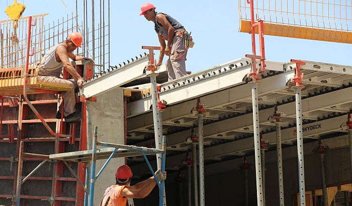 U Novom Pazaru najviše građevinara bez ugovora
