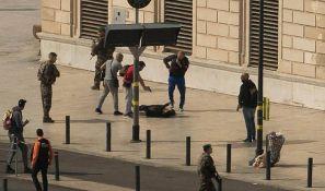 Napadač koji je ubio dvojicu u Marseju privođen dva dana ranije