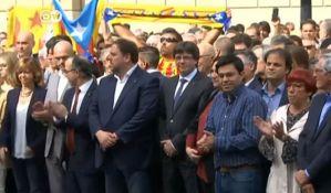 VIDEO: Hiljade Katalonaca protestovalo protiv nasilja policije
