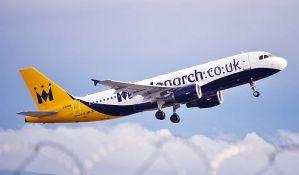 Aviokompanija Monarh propala, blokirano više od 110.000 putnika