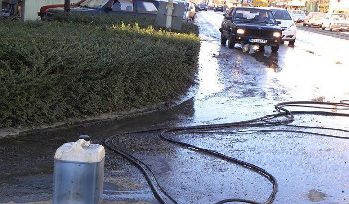 Srbobran: Iscurila nafta iz cisterne dužinom od osam kilometara