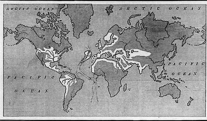 Najzanimljivije teorije o Atlantidi