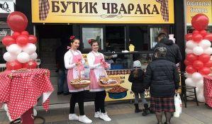 FOTO: Novi Sad dobio Butik čvaraka, jedinstven kutak za prave ljubitelje
