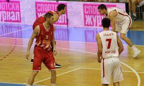 Nova pobeda košarkaša Vojvodine