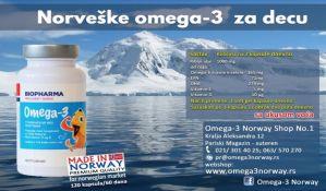 Zašto deca u Norveškoj skoro nikada ne koriste antibiotike?