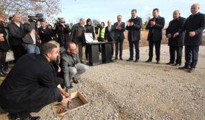 Položen kamen temeljac za novu zgradu RTV-a na Mišeluku
