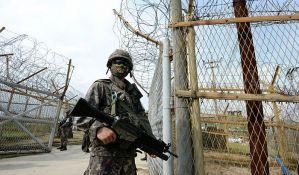 VIDEO: Objavljen snimak bekstva dezertera iz Severne Koreje