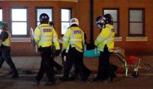 Šest policajaca povređeno na protestu u Londonu