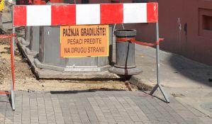 Radovi na Bulevaru oslobođenja, od srede izmena saobraćaja
