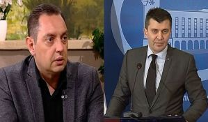 Vulin ministar odbrane, Đorđević ministar rada