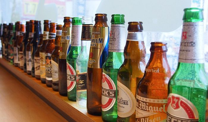 Zašto su flaše piva zelene ili braon boje?