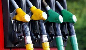 Cene goriva dostigle svoj maksimum