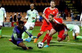 Srbija bolja od Nigerije, Mitrović dvostruki strelac