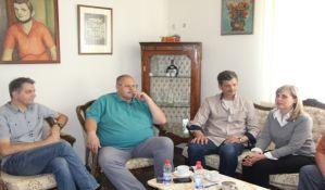 Medijska udruženja podržala vlasnicu televizije Kanal 9 koja štrajkuje glađu