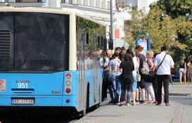 Linije 11A i 11B od danas menjaju trase zbog radova u Stražilovskoj