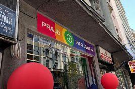 Otvoren Prajd info centar u Beogradu