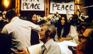 Priprema se film o Džonu Lenonu i Joko Ono
