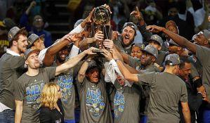 Durent i Kari predvodili Golden stejt do NBA titule