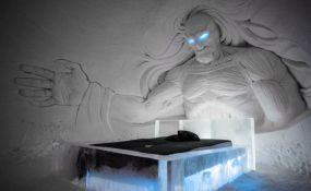VIDEO: Otvoren ledeni hotel posvećen seriji