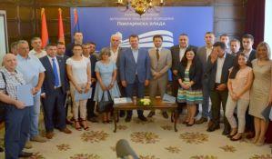Vojvođanskim opštinama i ustanovama oko 800 miliona dinara