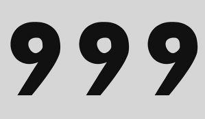 Šta predstavljaju 666 i 999?