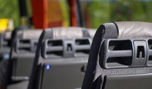 Kontrolor upotrebio suzavac u niškom gradskom autobusu